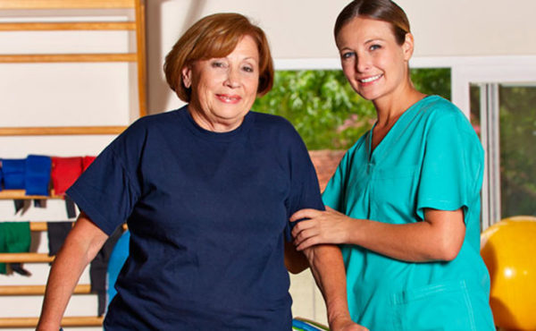 Actuación rehabilitadora en el paciente geriátrico